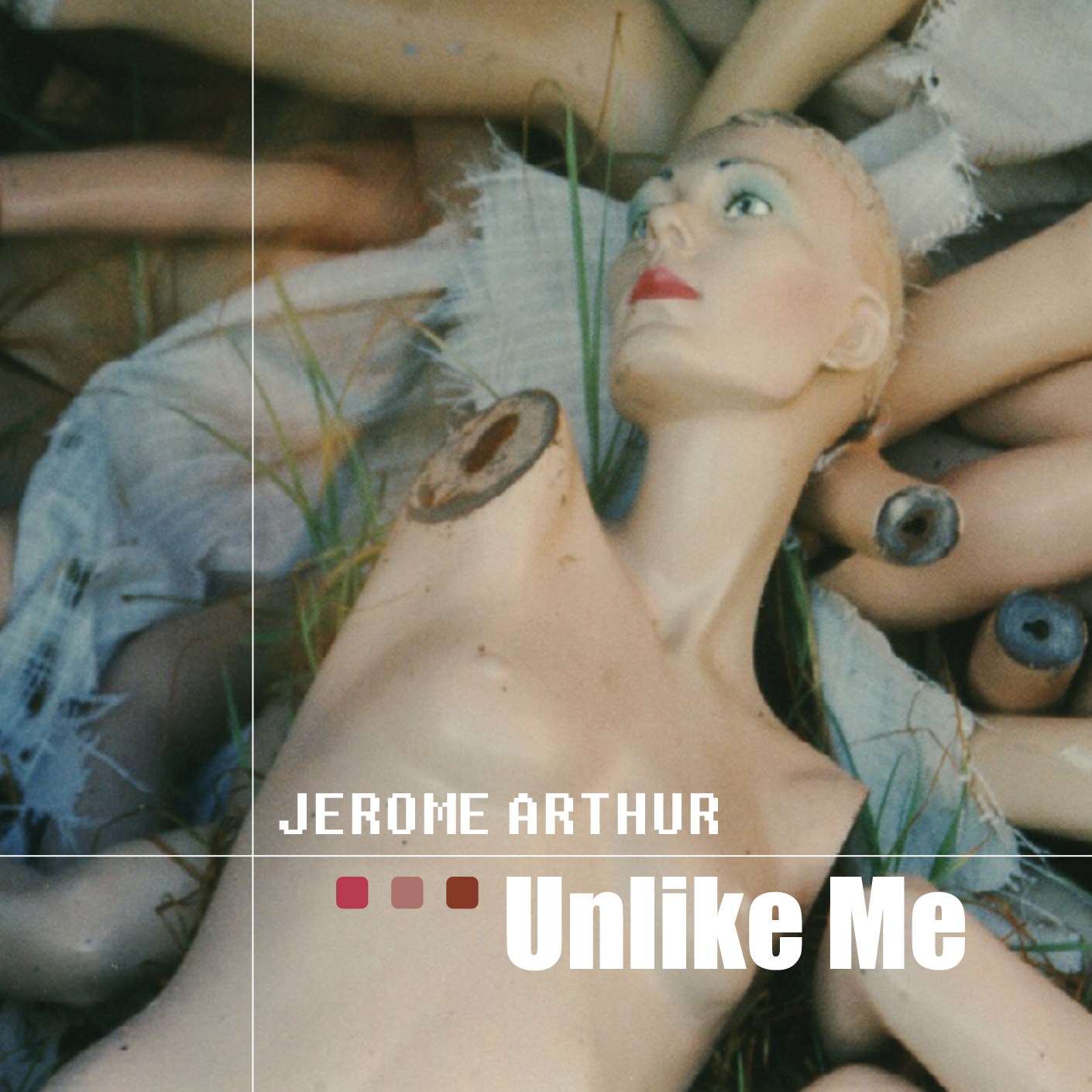 Unlike Me CD Cover