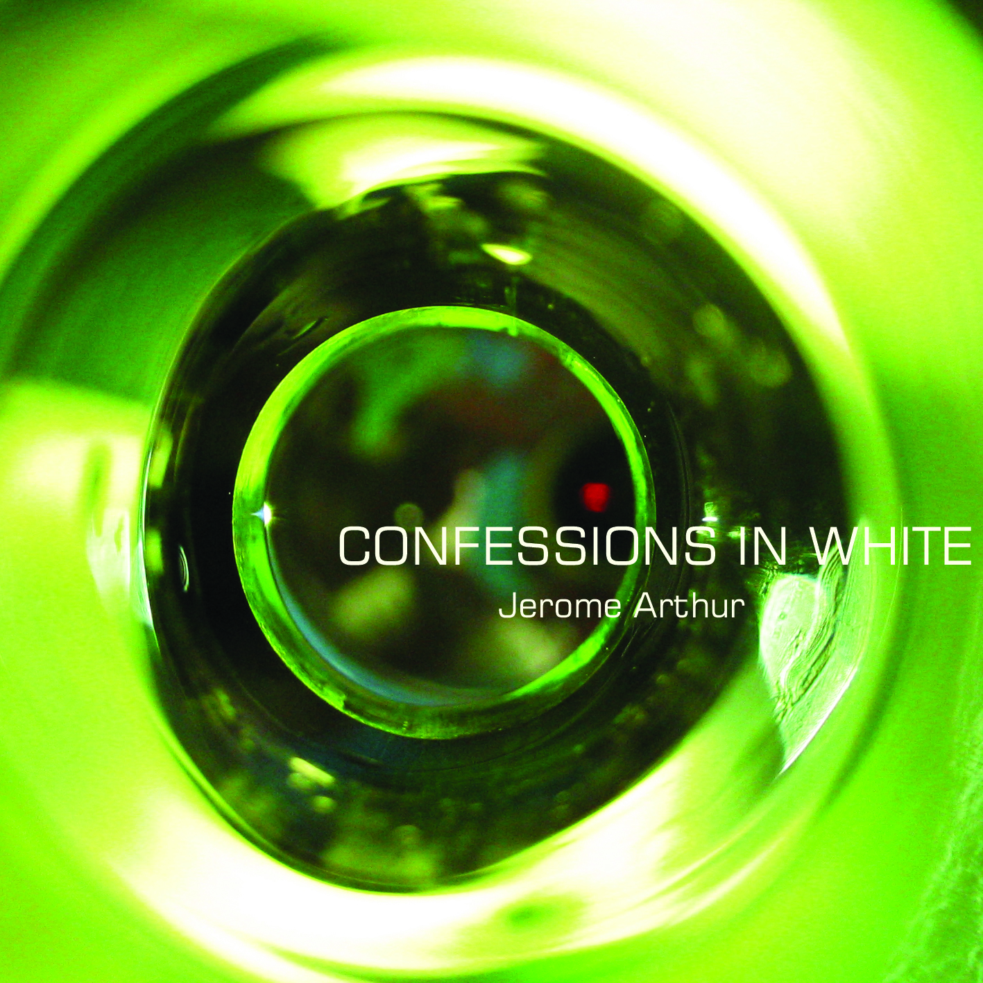 White CD Cover