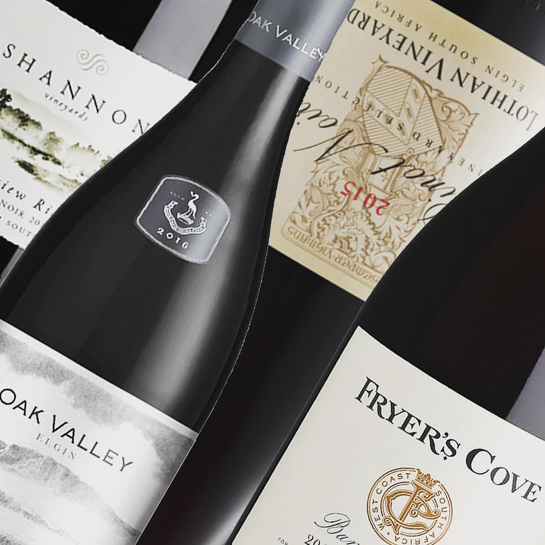 South Africa Pinot Noir